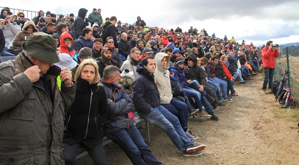 MONTALEGRE – Lotação esgotada no Mundial Rallycross 2016 (2)