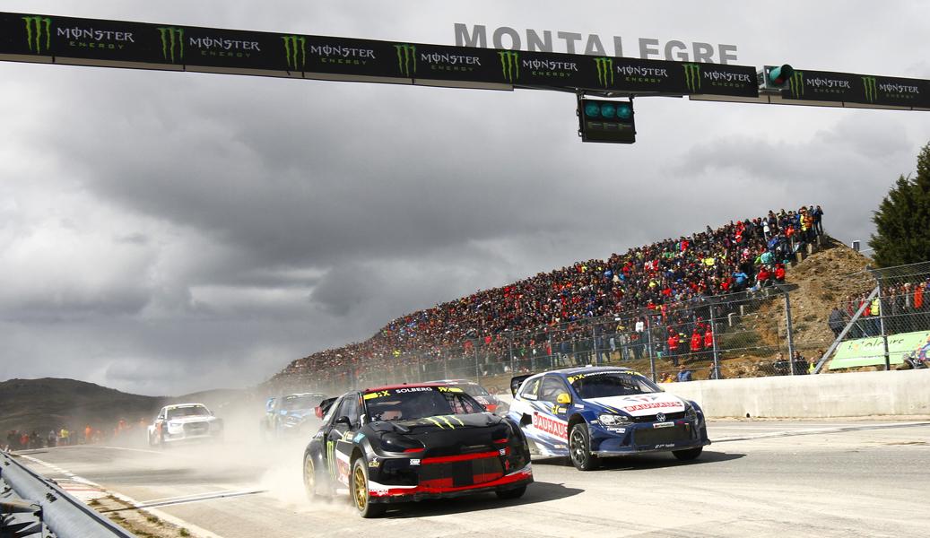 Montalegre (Mundial Rallycross 2016) – Épico