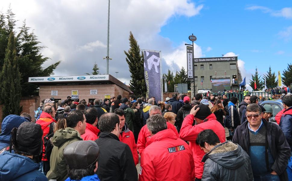 Montalegre (Mundial Rallycross 2016) Dia 2 (8)